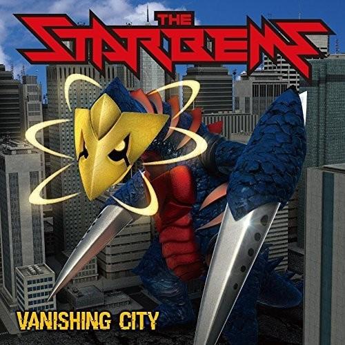 [MUSIC] THE STARBEMS – Vanishing City (2014.11.12/MP3/RAR)