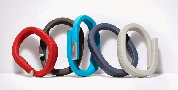 pulsera inteligente jawbone up