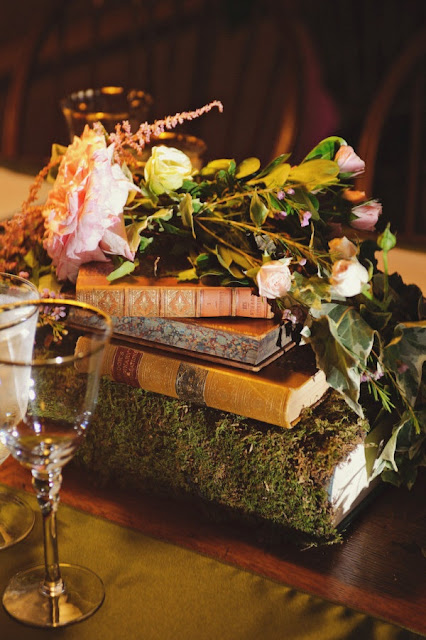 Rustic Themed Wedding Centerpieces Ideas