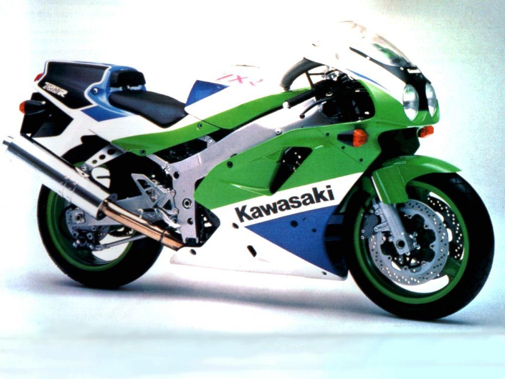 Kawasaki Zxr E