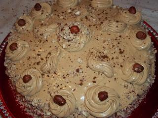 .. torta al caffe' per gli amici ..