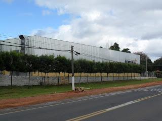 Fábrica do Trem do Cariri em Barbalha.