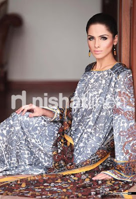 Nishat Linen 2012 2013 Collection Nisht Summer Spring Collection 2012 13 She Styles