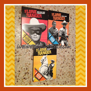 ♥The LONE RANGER Rides Again! {GIVEAWAY} 3 DVDs