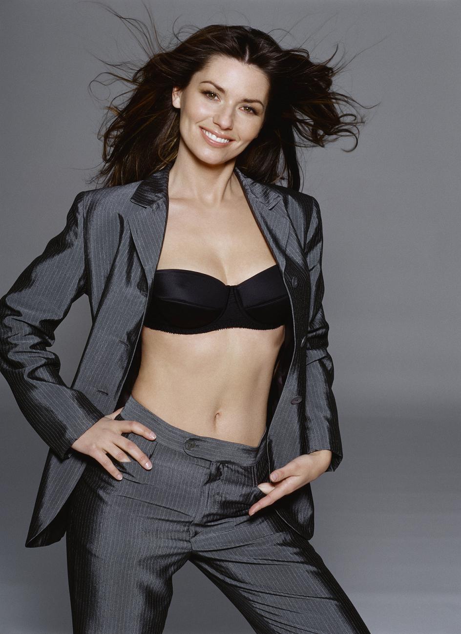 Bikini sexy de Shania Twain