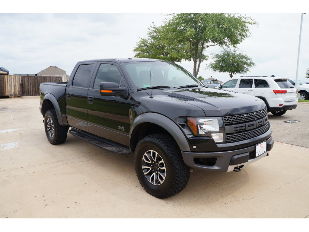 Used 2012 ford f 150 svt raptor tuxedo black truck tdy sales tdy sales dfw dallas fort worth houston