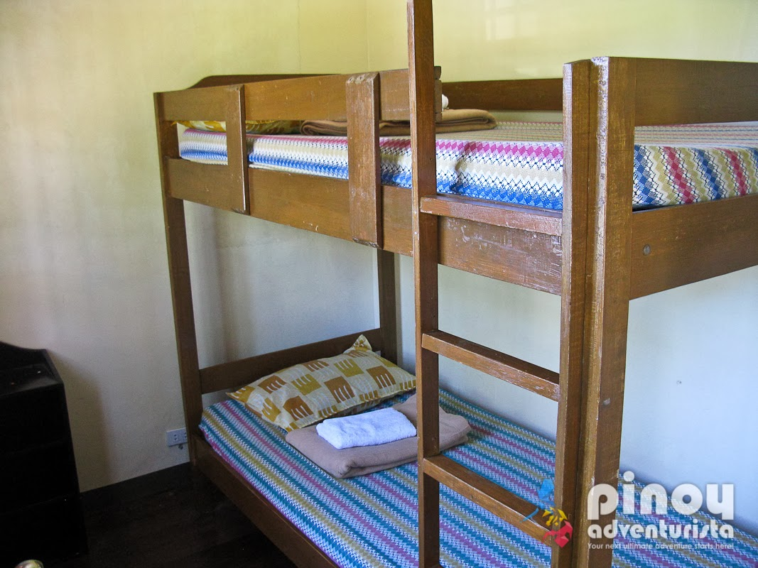 WHERE TO STAY IN BAGUIO CITY Upstairs Bed and Bath Cozy yet