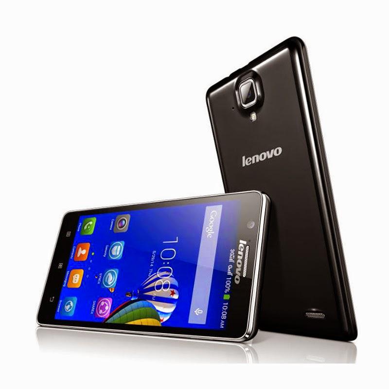Lenovo A 536 Black Smartphone [8 GB]