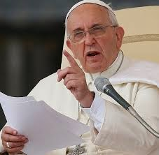 "Pope Francis proclaims ""death penalty inadmissable"