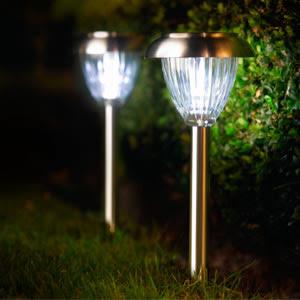 """""""Rational Preparedness"""" The Blog Solar Garden Lights"""