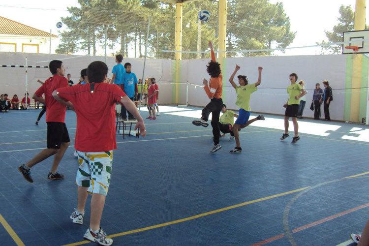 """Abertura """"XXIX Jogos Desportivos Escolares do Concelho de Sesimbra"""""""