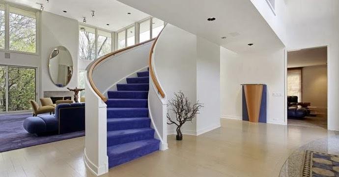10 modelos y tipos de escaleras para interiores for Diseno de interiores para hogar