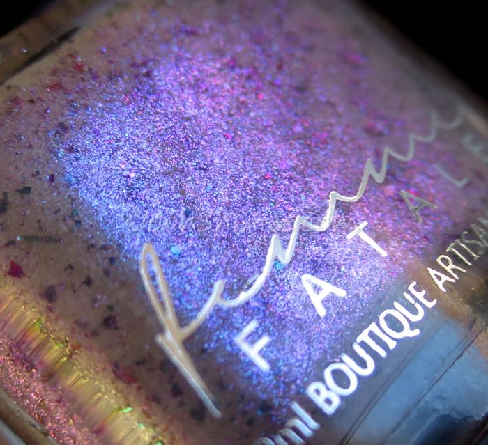 Femme Fatale Cosmetics Liquid Pearl