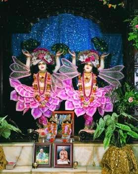 ISKCON Temple New Orleans (LA), USA
