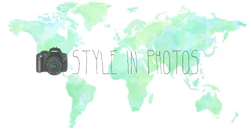 STYLE IN PHOTOS