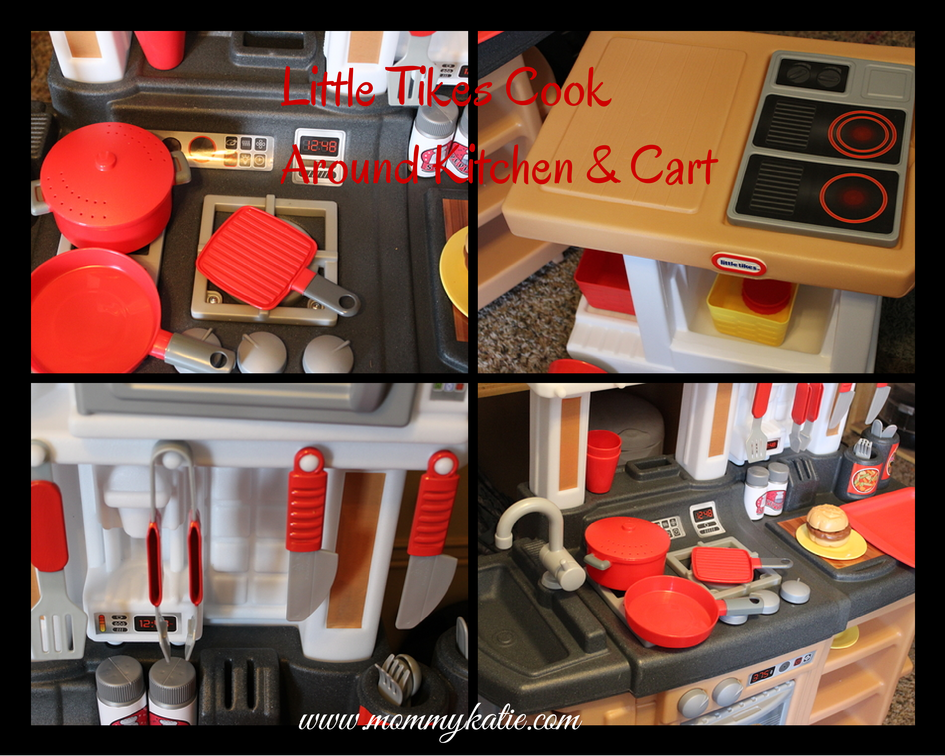 Mommy Katie: Fun for Little Ones with the Little Tikes Cook Around ...