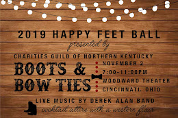 Happy Feet Ball - Nov. 2!
