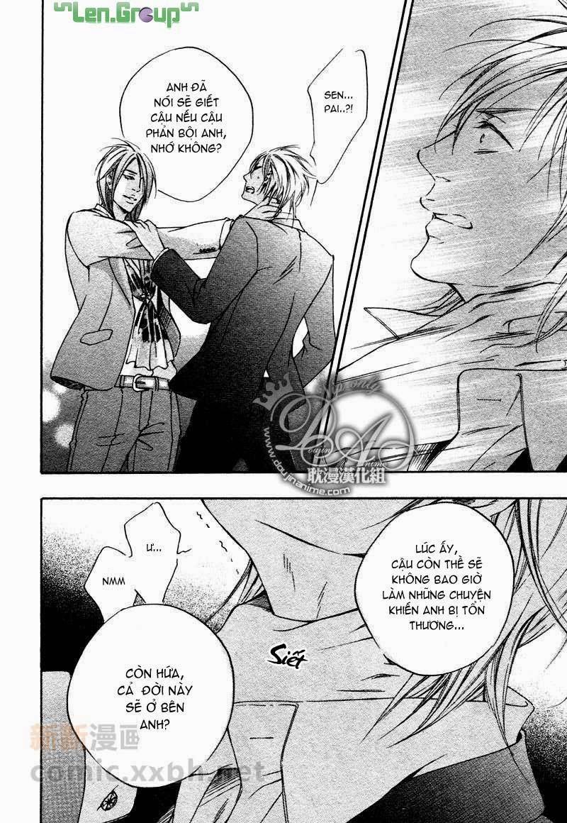 Kizutsuite Romance Manga chap 2 - Trang 28