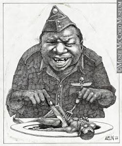 Que Feio Idi Amin