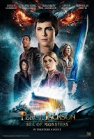 Percy Jackson: Sea of Monsters di Bioskop