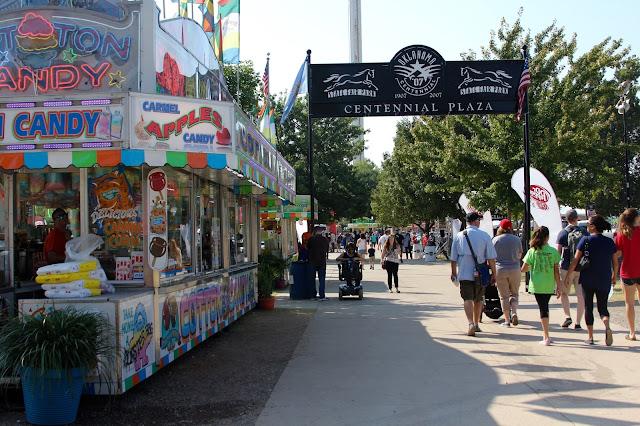 Centennial Plaza-Oklahoma State Fair-2015