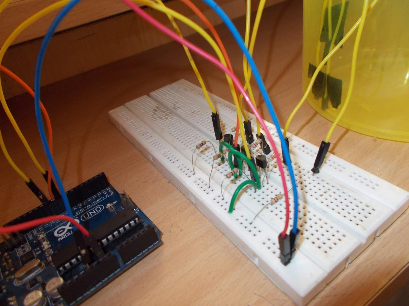 Water Level Indicator Maker Tech Arduino Sensor Controller