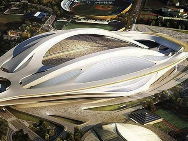 El estadio olímpico de Tokio costará el doble que el de Río