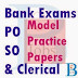 Data Interpretation SBI PO Model Papers with Answers for Online Practice