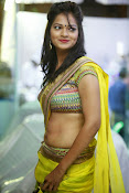 Aswi Glamorous Photos in Half Saree-thumbnail-14