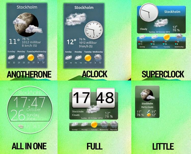 My Weather Indicator