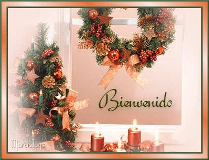 Resultado de imagen para imagenes de bienvenido navideño