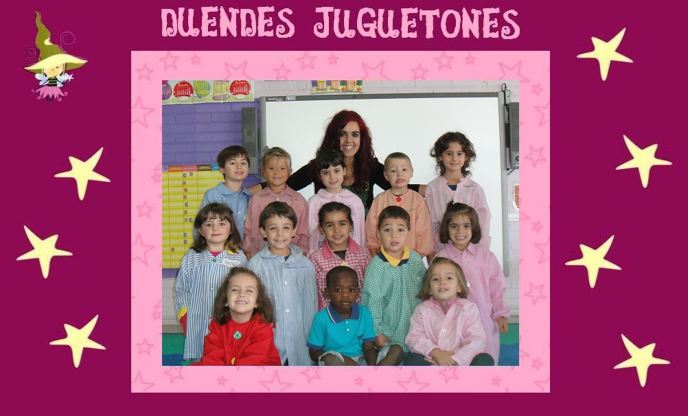 """DUENDES JUGUETONES"""