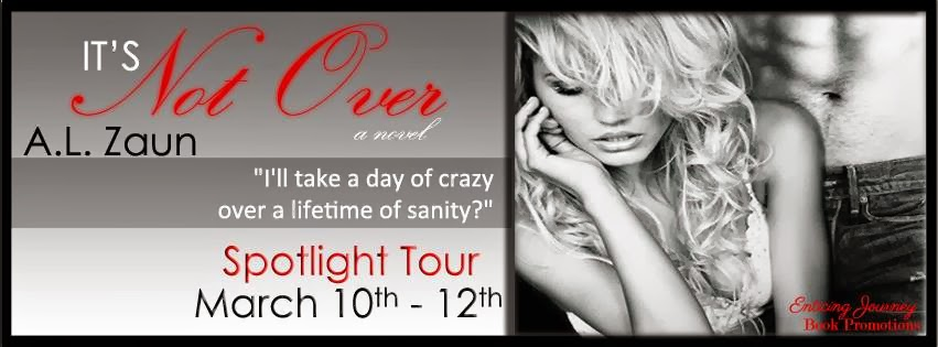 It's Not Over Spotlight Tour Stops Here March 10th
