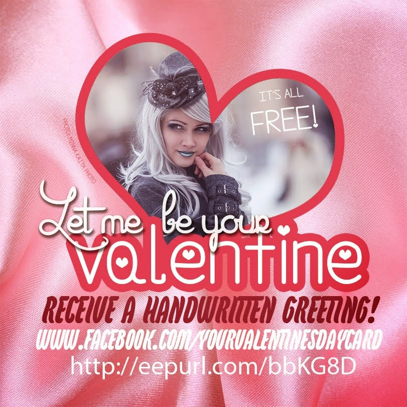 Wanna get a card from me? ♥
