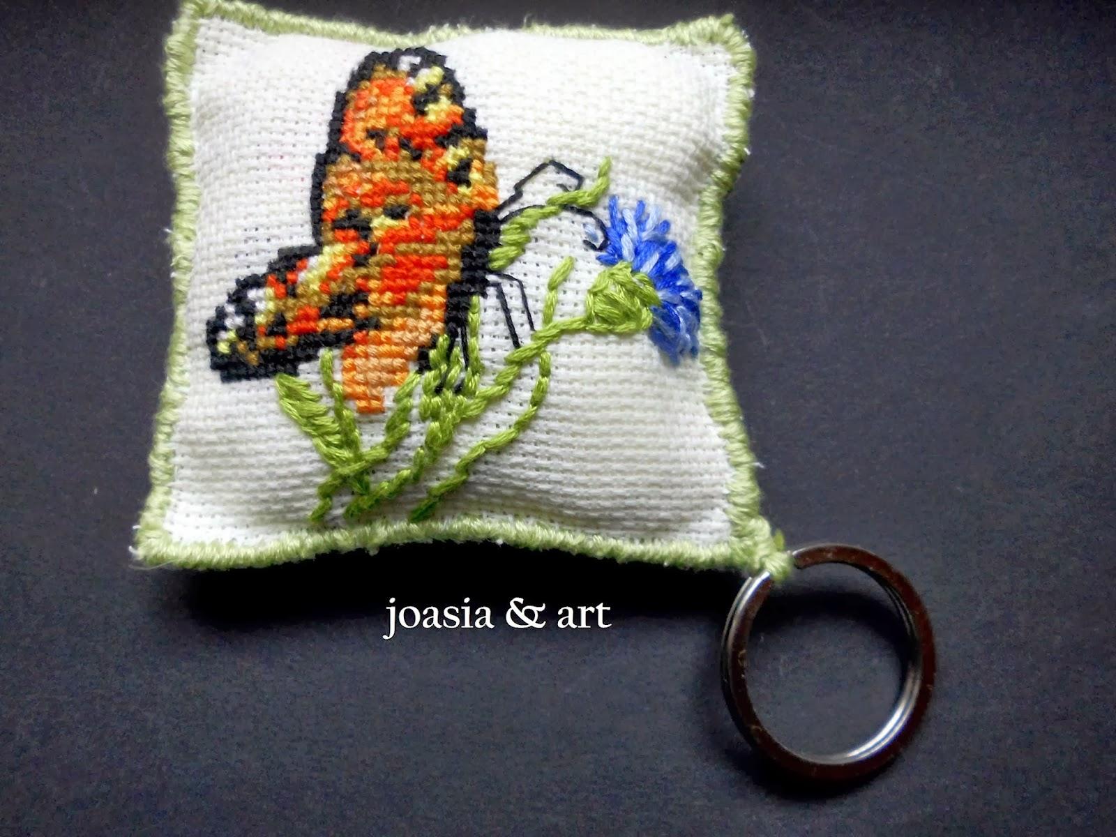 Wyzwanie z motylem :)