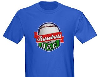 stargazer designs funny t shirts and gifts baseball dad