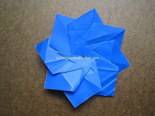Origami instruction origami tea bag folding modular flower origami tea bag folding modular flower mightylinksfo