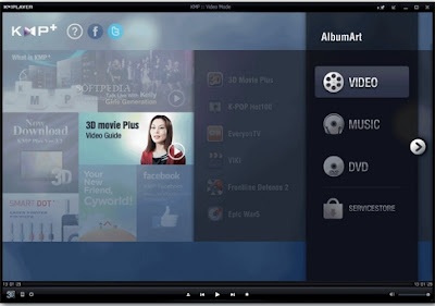 KMPlayer 3.6