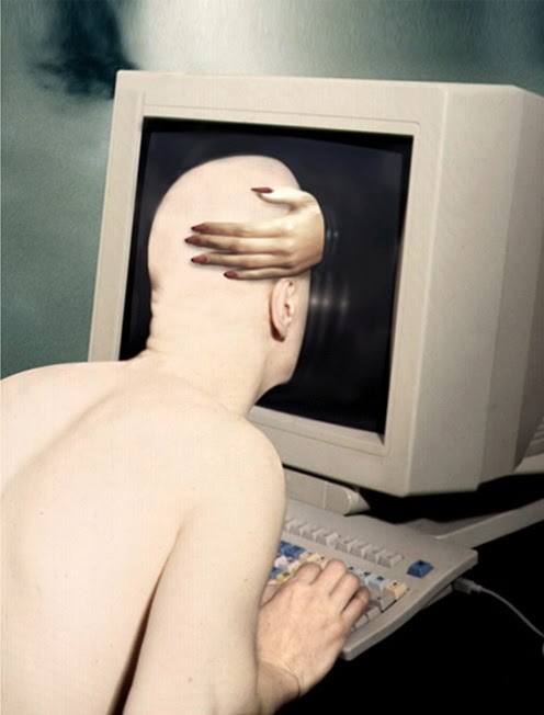 Matt Mahurin: Internet Porn.