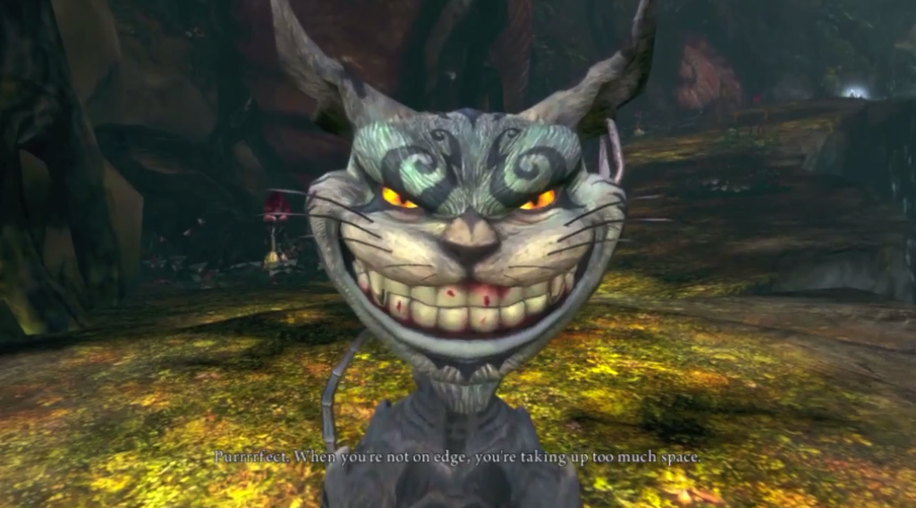 What Does It Mean To Grin Like A Cheshire Cat
