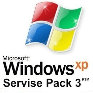 windows xp service pack 3 cover