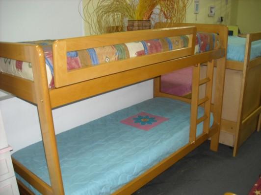 Muebles mya cama superpuesta for Muebles juveniles gavilan