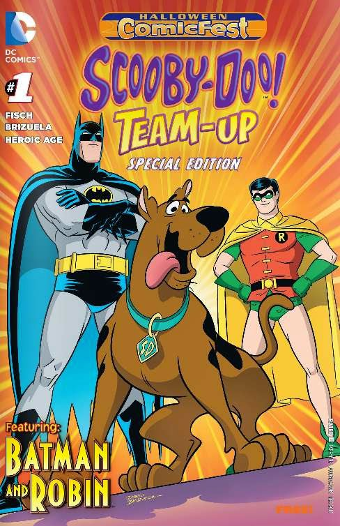 Scooby-Doo Scooby-Doo%2BTime%2BUp!%2B-%2BHalloween%2B-%2BSpecial%2BEdition%2B1