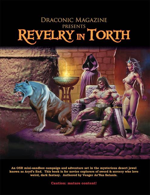 Revelry in Torth [O5R adventure]