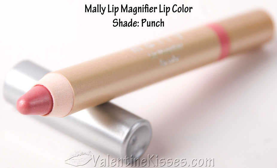 Valentine Kisses: Mally Lip Magnifiers in Punch and Blush - pics ...