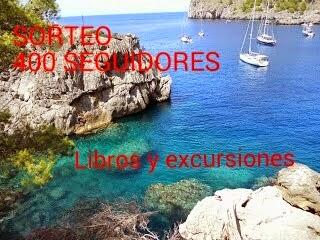 librosyexcursiones.blogspot.com.es/2014/07/sorteo-400-seguidores.html
