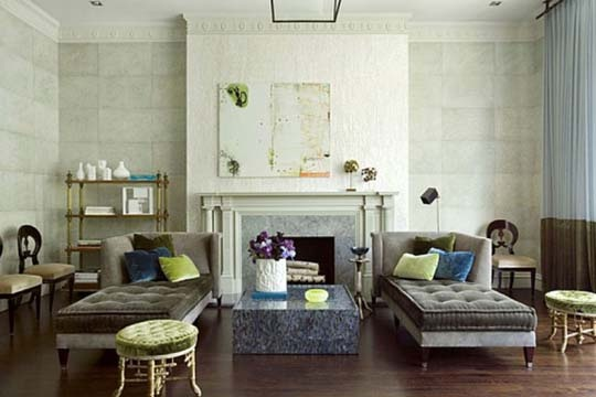 Salas Decoracion Elegantes ~ decora y disena Salas bonitas y elegantes