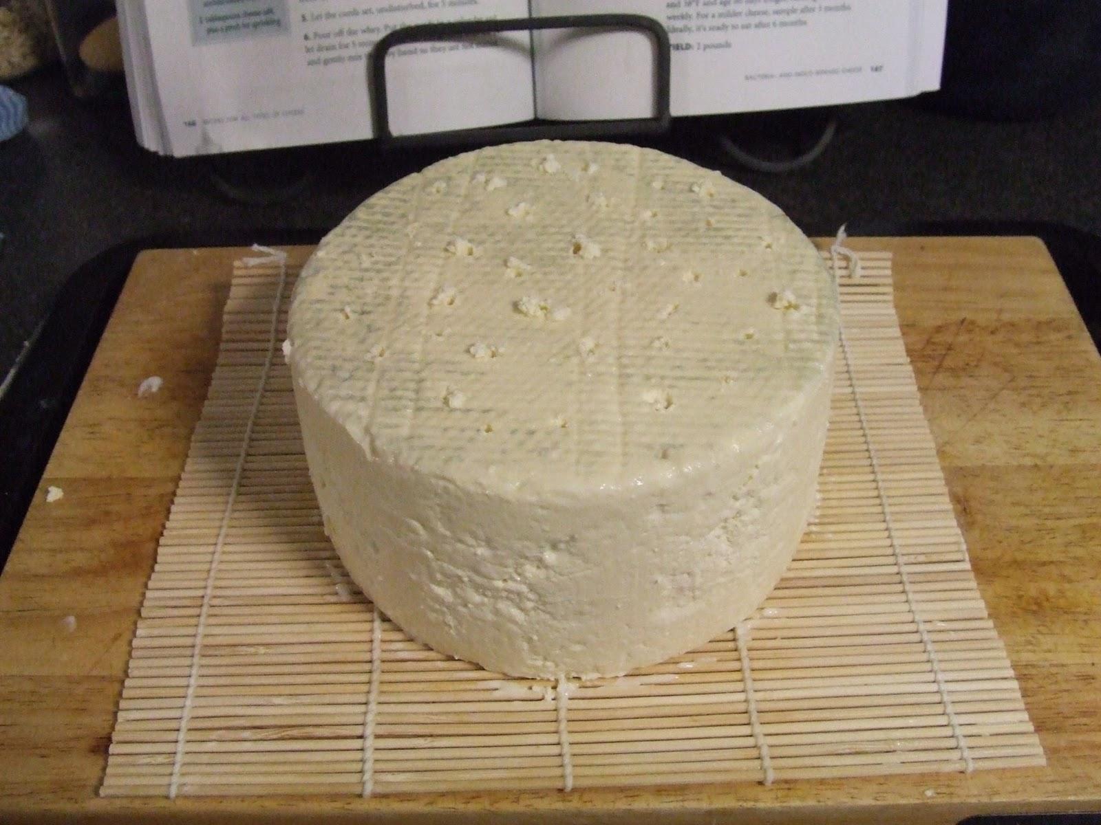 Сыр из сливок и молока в домашних условиях рецепт