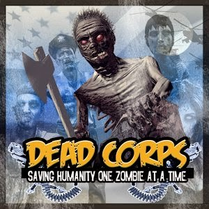 Dead Corps Zombie Assault 3D FPS APK+DATA