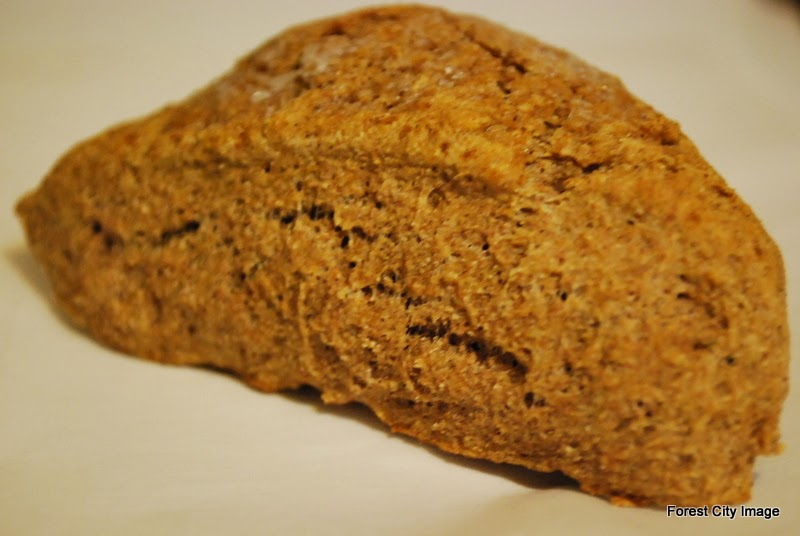 Sprouted Wheat Cinnamon Scone